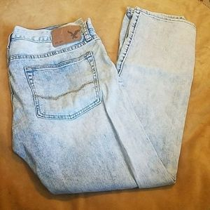 White washed Jean's